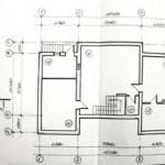 -1 этаж. план цоккольный