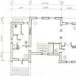 1этаж план