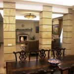 гостинная столовая