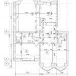 4 Схема перепланування квартири. Ек